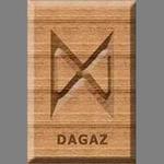Руна Дагаз