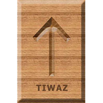 Руна Тайваз